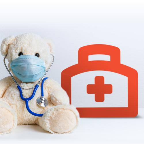 Pierwsza pomoc pediatryczna - Kurs ONLINE